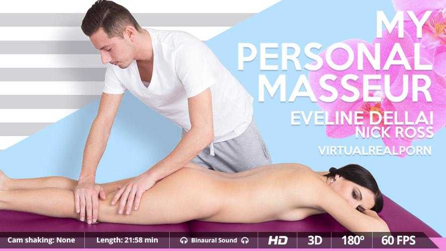 My personal masseur
